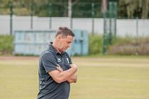 Petr Vašíček se před sezonou vrátil do Blanska po dvanácti letech.