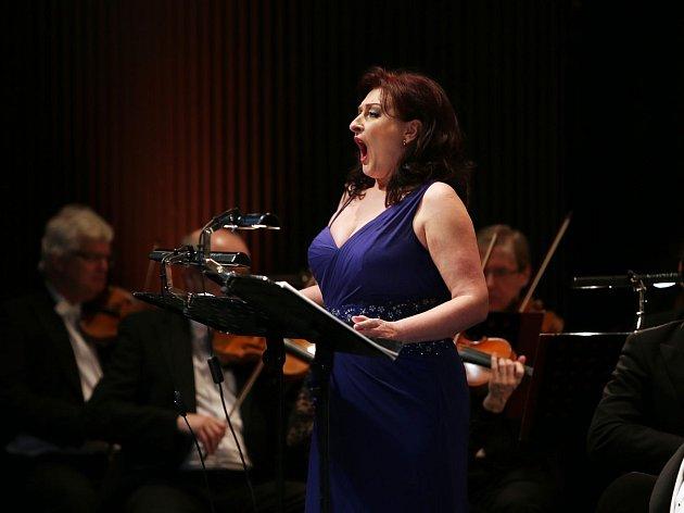Sopranistka Adriana Kohútková.