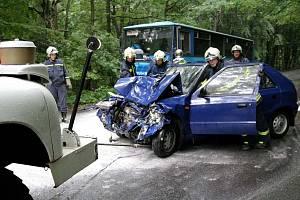 Ilustrační: havárie