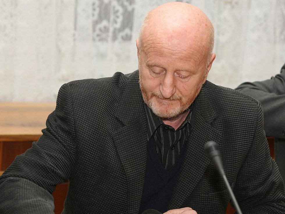 Dezider Jaško u brněnského soudu.