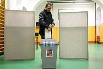ILUSTRAČNÍ FOTO: Prezidentské volby.