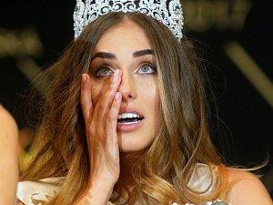 Galavečer České Miss 2017 v Brně