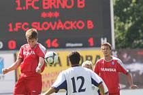 MSFL Brno B vs.  Slovácko B