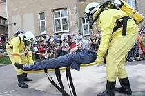 Dobrovolní hasiči připravili děti na nástrahy prázdnin.