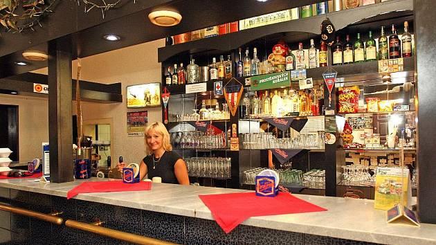 Restaurace U Chluparů.
