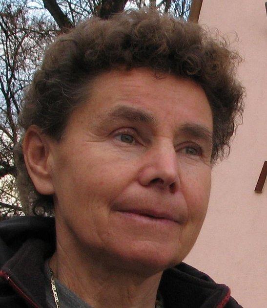 Iva Stafová Zajíčková.