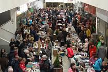 Sběratelská burza Brno Alfa pasáž / flea market / flohmarkt
