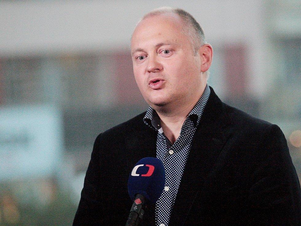 Michal Hašek.