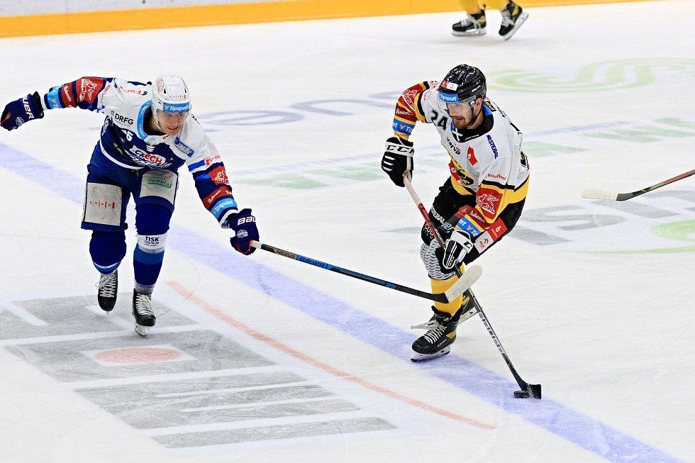 Hokejistům Komety nevyšel duel proti Litvínovu.
