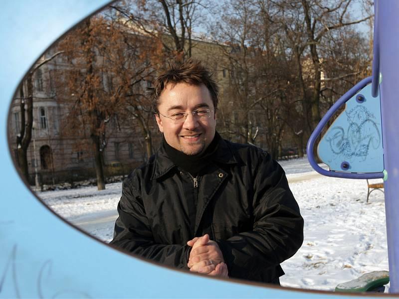 Antonín Kala, zlosyn ze seriálu