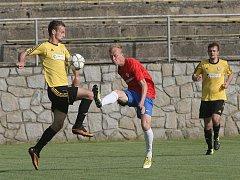 Finále moravské části Regions Cupu. Výběr Jihomoravského kraje podlehl výběru Olomouckého kraje 0:3.
