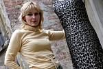 Módní návrhařka Marie Zelená
