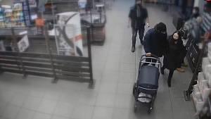 Zloděj v Brně použil sedmkrát cizí kartu