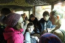 Lidé navštívili speciální prohlídku zoo v Brně. Dozvěděli se více třeba o vlcích či hadech.