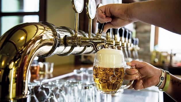 Pivní výčep