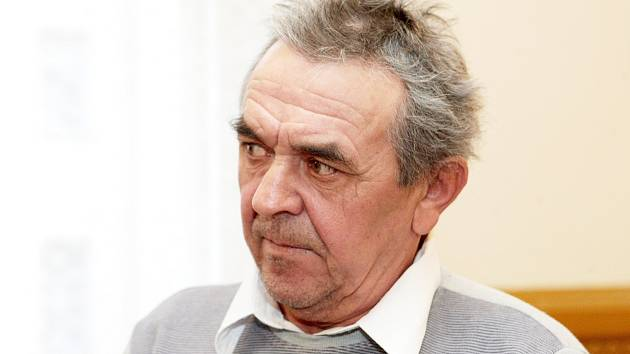 Ladislav Ištvánek u soudu.