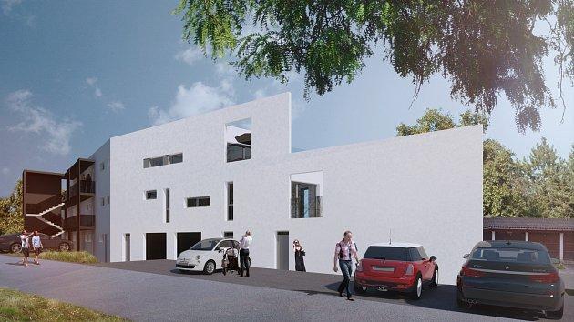Oluxusní funkcionalistické byty vulici Barvy na Lesné je zájem.