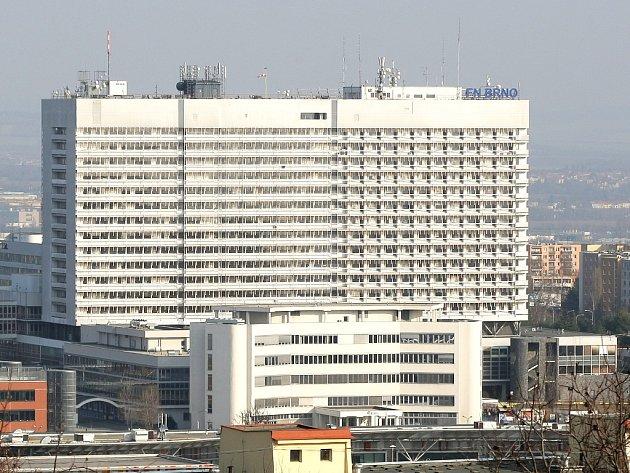 Fakultní nemocnice v Bohunicích - ilustrační foto.