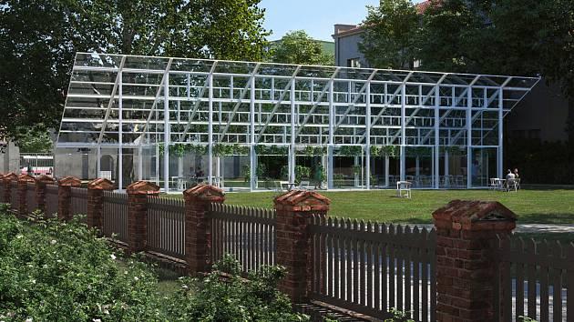 OBRAZEM: Kdysi ho smetla bouře. V Brně obnoví Mendelův skleník