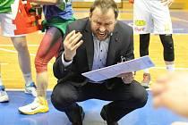 David Zdeněk už basketbalistky Králova Pole dál nepovede. Končí po sérii proher.
