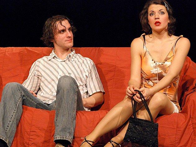 Hra Divanovela v podání Malého divadla komedie.