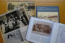 Knihu o historii Kuřimi připravovali asi půl roku.