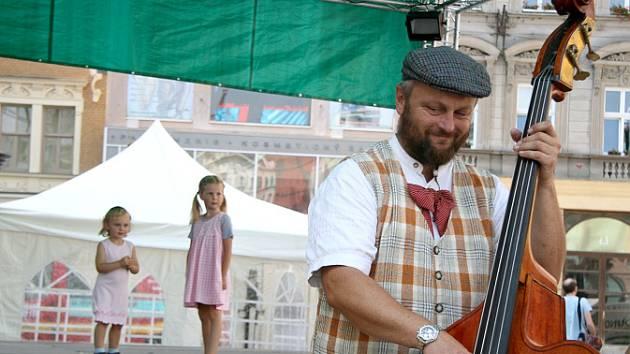 Festival pouličních divadel v Brně