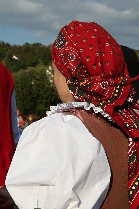Kroje Ochoze u Brna.