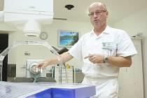 Podle přednosty Kliniky radiační onkologie Pavla Šlampy je brachyradioterapie málo známý, ale velmi důležitý způsob léčby.