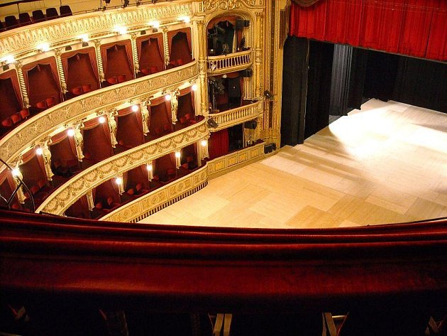 Mahenovo divadlo. Ilustrační foto.