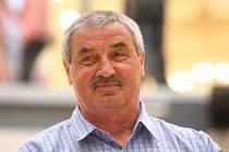 Kapitán mistrovské Zbrojovky Rostislav Václavíček.