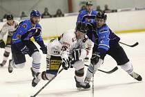 Brněnští hokejisté načali nový rok v druholigové skupině Východ domácí výhrou 5:1 nad Valašským Meziříčím.