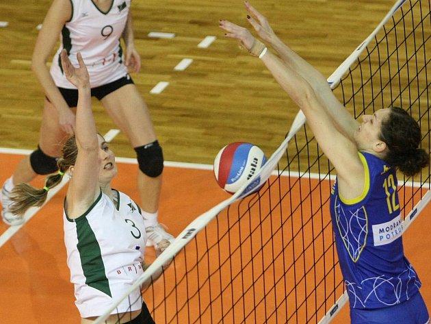 Volejbalistka Onderková (KP Brno).