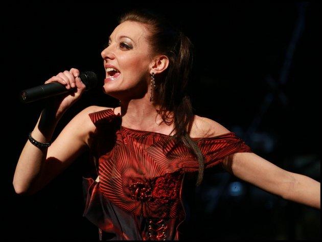 Z FILMŮ A MUZIKÁLŮ. Zpěvačka Dasha představí na brněnském charitativním koncertě písničky z filmu Moulin Rouge nebo z muzikálu Jesus Christ Superstar.