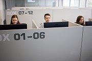 Na Ekonomicko-správní fakultě Masarykovy univerzity v Brně otevřeli nové laboratoře.
