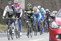 Závod Českého poháru v silniční cyklistice Velká Bíteš - Brno - Velká Bíteš.