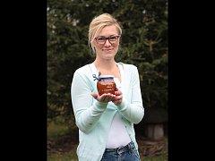 Veronika Konečná z Újezdu u Brna sklízí úspěch se svými marmeládami i v zahraničí.