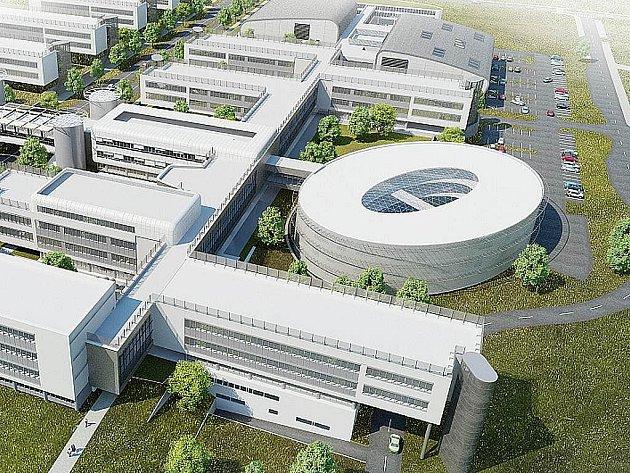 Středoevropský technologický institut CEITEC - Univerzitní kampus v Bohunicích.