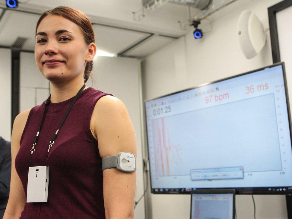 Novou laboratoř mohou od čtvrtka využívat humanitní vědci na Filozofické fakultě Masarykovy univerzity v Brně.