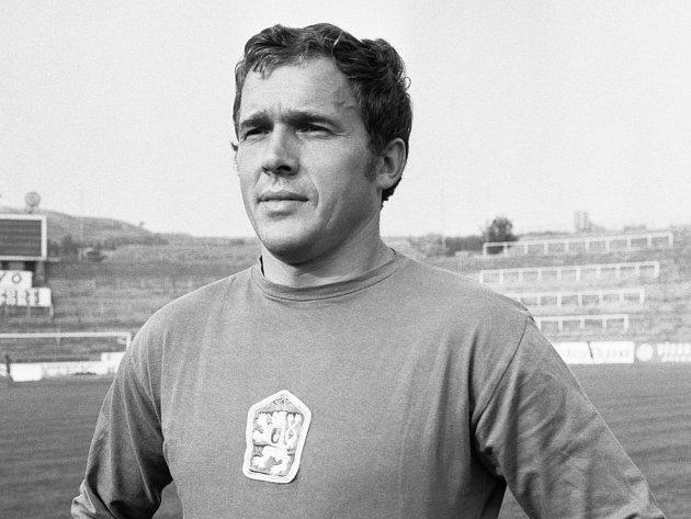 V roce 1970 chytal brankář Ivo Viktor za československou reprezentaci na fotbalovém mistrovství světa v Mexiku.