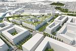 Zatímco Jižní čtvrť už svou podobu získává, o tom, jak bude vypadat nové brněnské nádraží musí teprve architekti rozhodnout.
