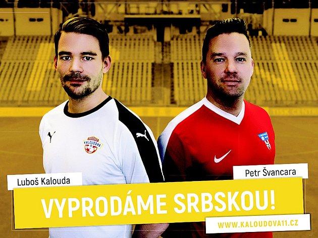 Bývalý brněnský hráč Luboš Kalouda přišel s nápadem, jak výročí oslavit. Spojí ho s připomenutím jednoho z největších úspěchů českého fotbalu, stříbrem z MS hráčů do dvaceti let z roku 2007, a uspořádá exhibici slavných hráčů minulosti i současnosti.