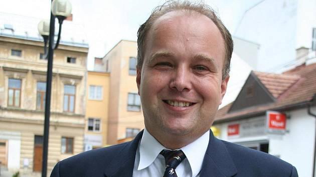 Kolínský historik Pavel Juřík.