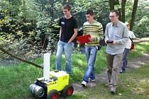 Robot UTAR II.