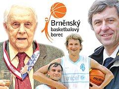 Brněnský deník Rovnost přichází s anketou nazvanou Brněnský basketbalový borec, v níž vy, čtenáři, zvolíte nejlepšího hráče historie podle svého uvážení.