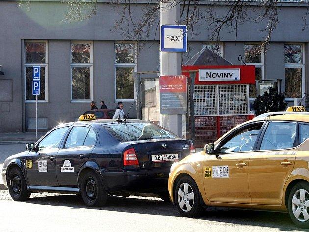 Brněnští taxikáři dostali nová stání.