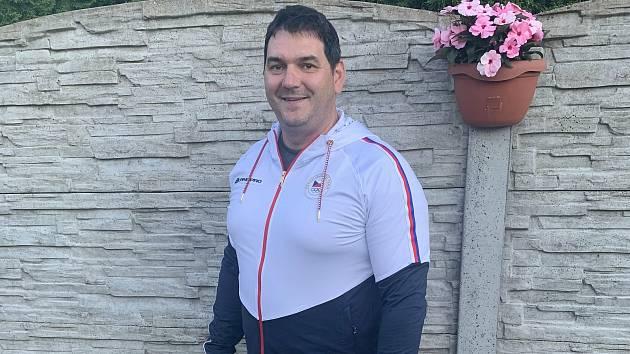 Brokový střelec Jiří Lipták už v olympijské kolekci zamířil do Tokia.