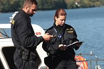 Druhý den soutěže speciálních pořádkových jednotek policie.