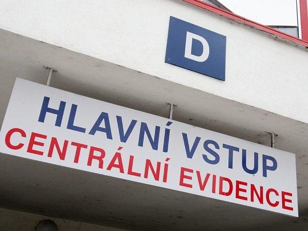 Dětská nemocnice v Brně - ilustrační fotografie.