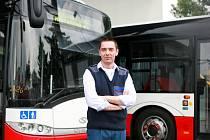 Nové kloubové nízkopodlažní autobusy Solaris Urbino 18.